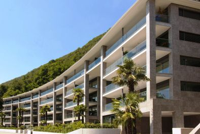 LUXURY PENTHOUSE FOR SALE IN LUGANO
