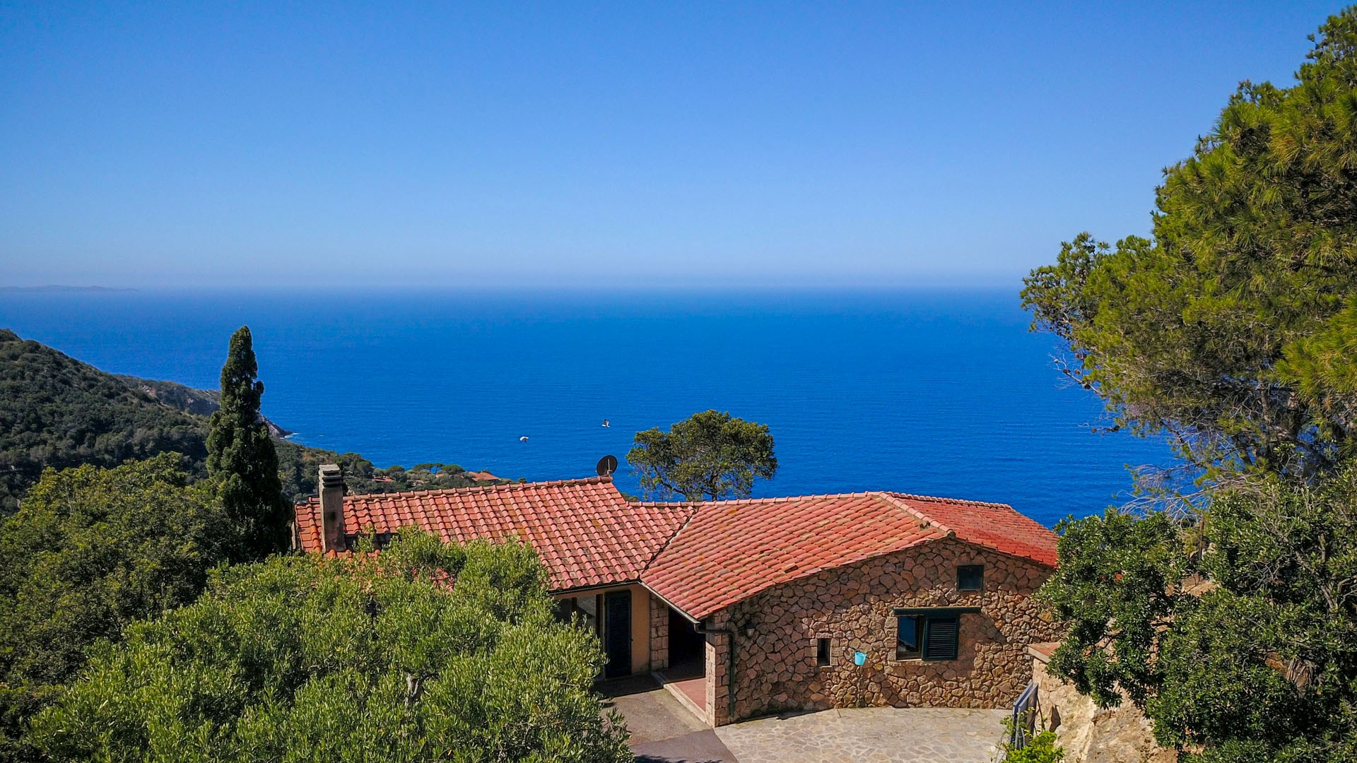 LUXURY VILLA FOR SALE ARGENTARIO, TUSCANY